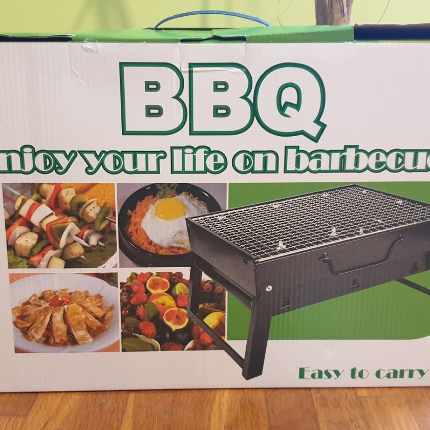 Barbecue portable valise de marque Mbuynow