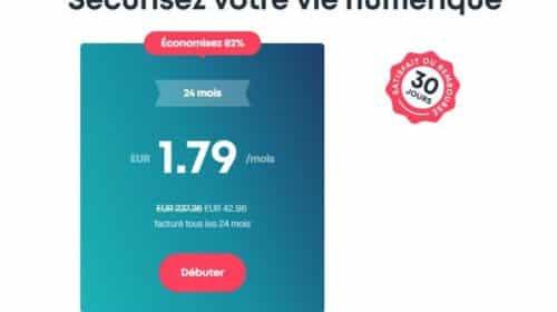 Bon plan VPN pas cher Surfshark