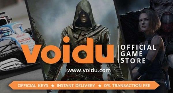 bon plan jeu vidéo pc remise en plus sur tout le site voidu