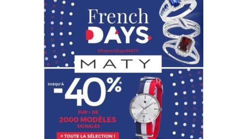 French DAYS Maty