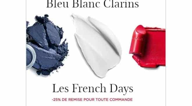 French Days Clarins