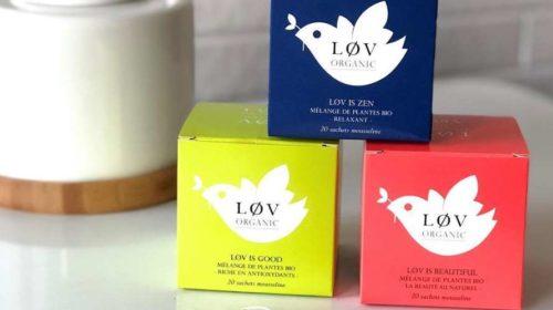 French Days Kusmi Tea & Løv Organic