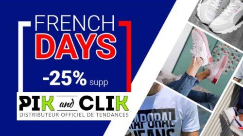 French Days PikAndClik