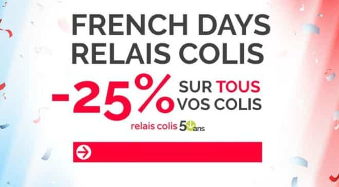 French Days Relais Colis