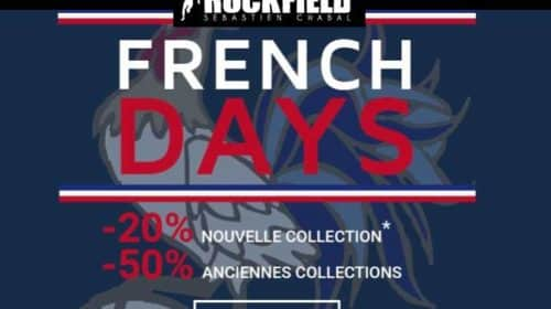 French Days Ruckfield de Sébastien Chabal