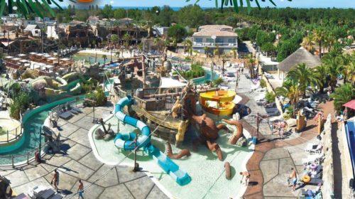 Parc aquatique Baie Des Pirates Cap d'Agde pas cher