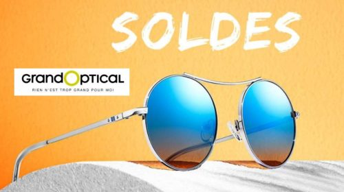 Soldes Grand Optical
