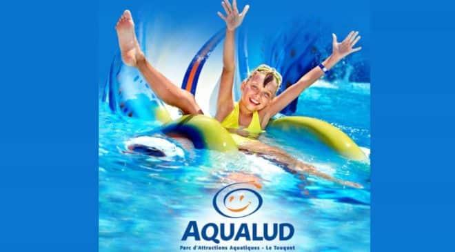 Vente Privée billet parc aquatique Aqualud tarif réduit