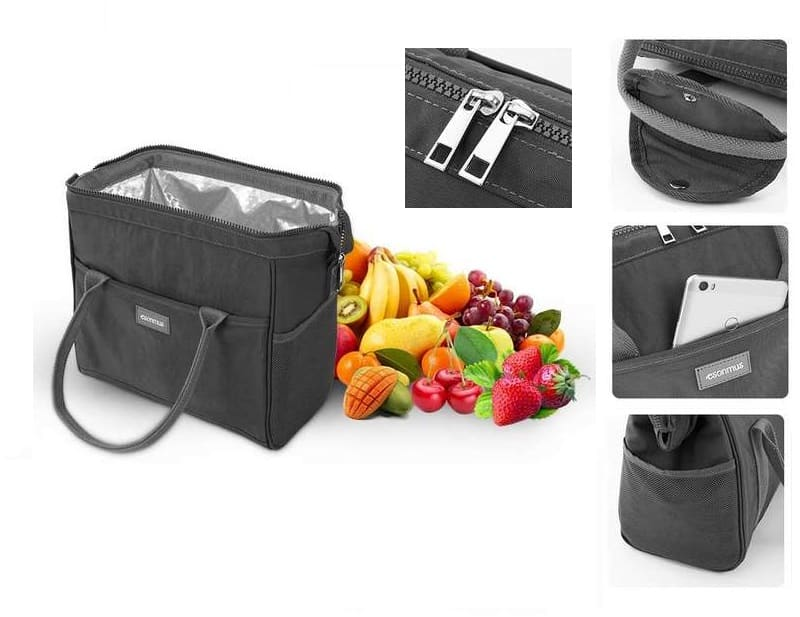 sac lunchbag renforcé avec isolation Esonmus