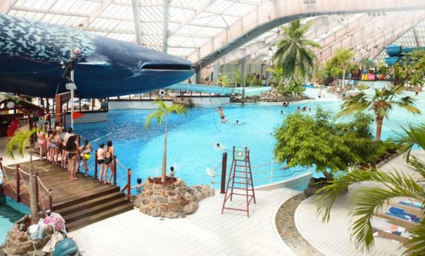 1 an d'accès libre à Aquaboulevard pour 99€
