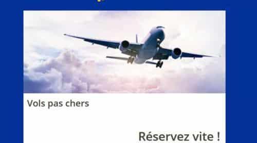 10€ de remise sur tous les vols réservés sur edreams
