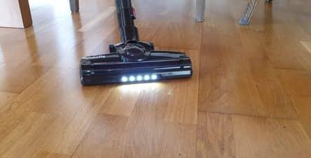 tète avec éclairage Vistefly V8