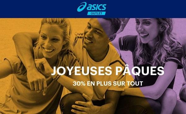 30% De Remise En Plus Sur Le Site Outlet Asics