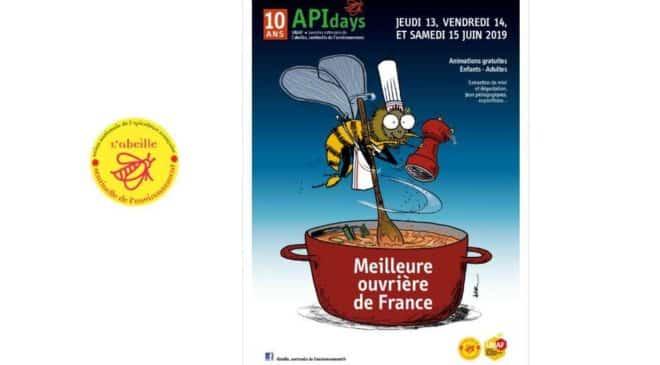 APIdays 2019 – Abeilles et Apiculture