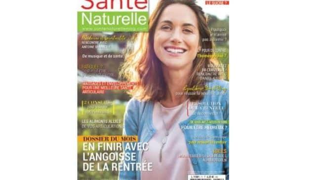 Abonnement Santé Naturelle pas cher