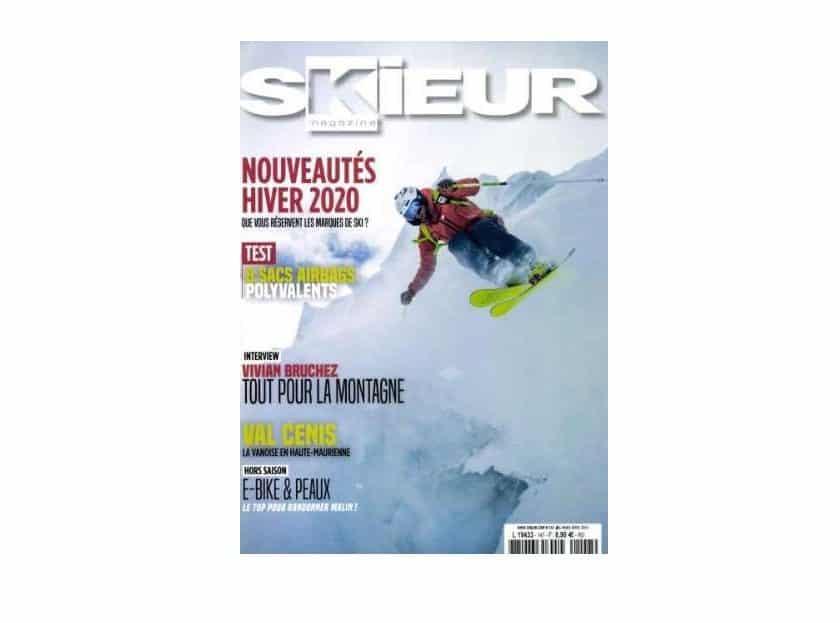 Abonnement Skieur Magazine pas cher