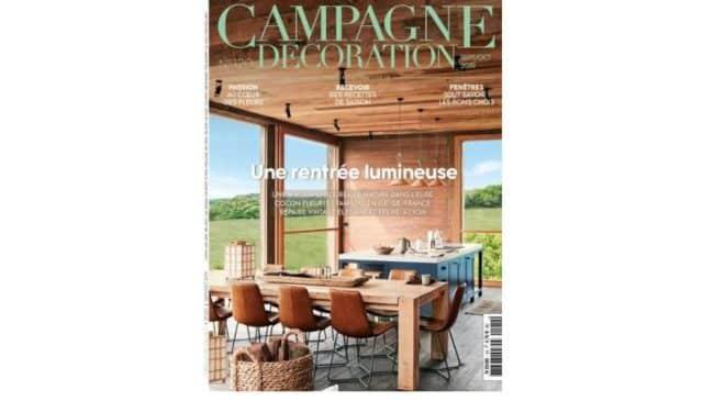 Abonnement magazine Campagne Décoration pas cher