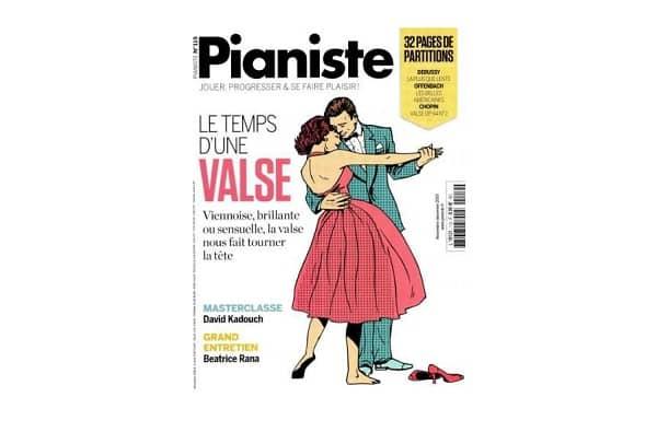 Abonnement Magazine Pianiste Pas Cher
