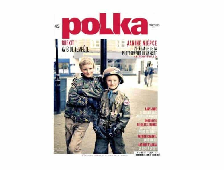 Abonnement magazine Polka pas cher