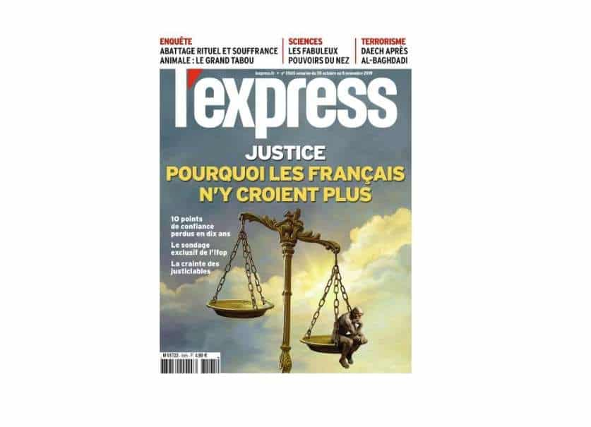Abonnement pas cher à l'Express