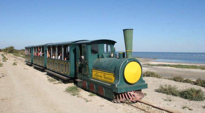Billet Petit Train de Mejanes en Camargue pas cher