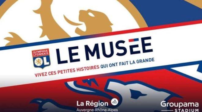 Billet entrée Musée de l'Olympique Lyonnais moins cher