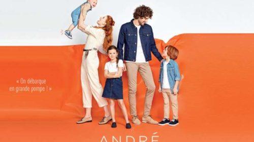 Bon achat André pas cher