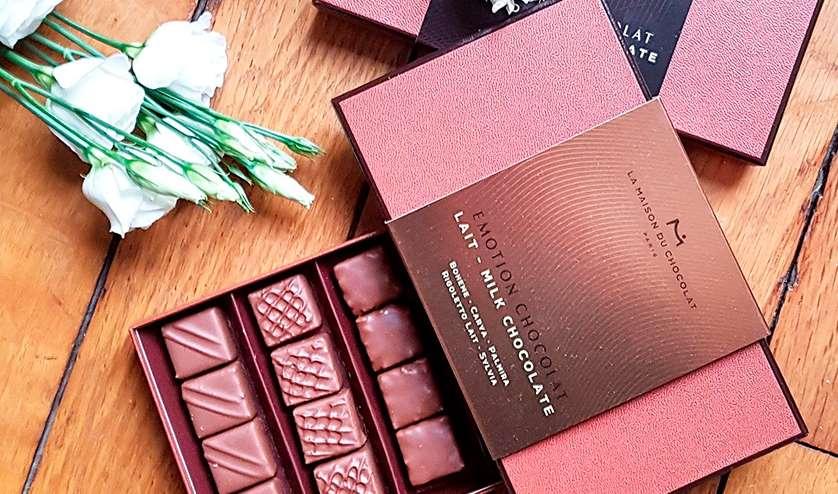 Bon achat La Maison du Chocolat moitié prix