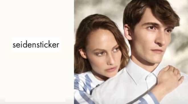 Bon d'achat Seidensticker moitié prix