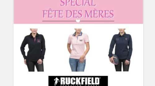Fête des mères Ruckfield remise sur toute la collection femme