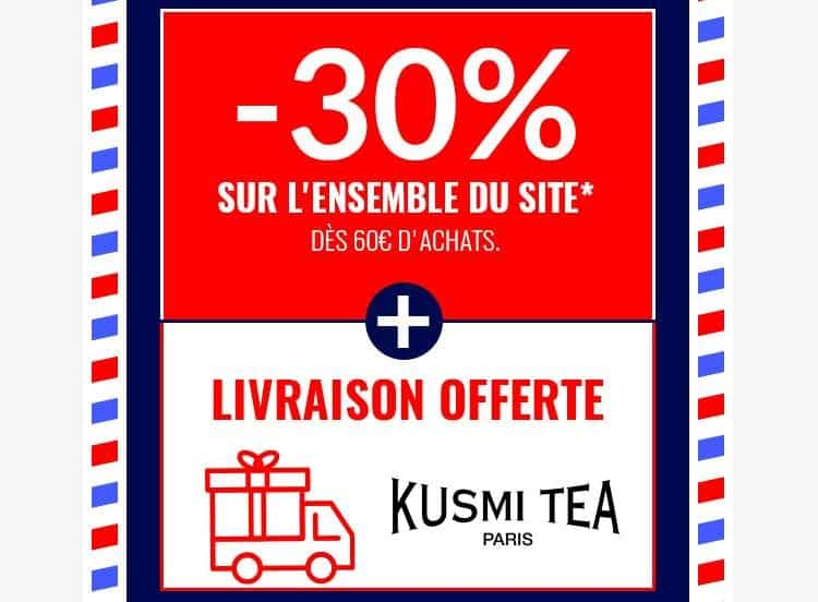 French Days Kusmi Tea