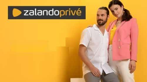 Livraison gratuite sur Zalando Privé