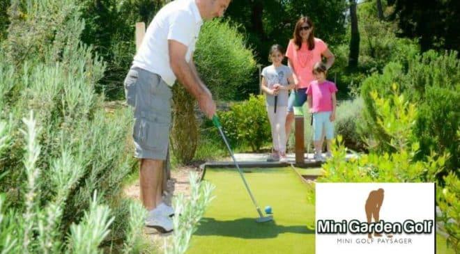 Mini Garden Golf de Provence moins cher