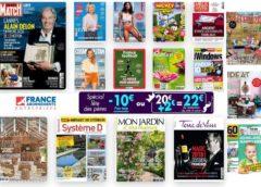 Offrez un abonnement magazine pour la fête des pères avec une remise exceptionnelle de 22€ 
