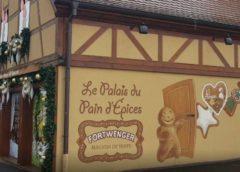 Palais du Pain d'Épices Fortwenger moitié prix