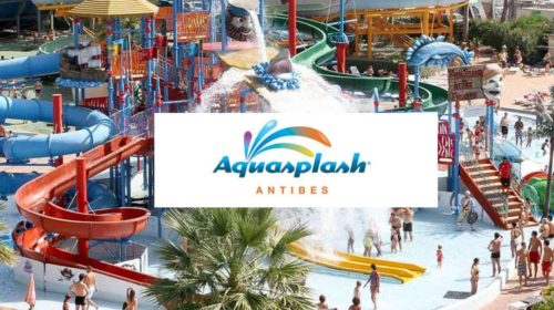 Réduction parc aquatique Aquasplash Antibes