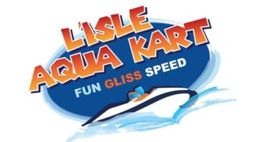 Session d'aqua kart à L'isle Aqua Kart moins chère