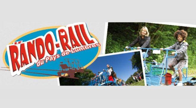 Ticket promenade Rando-Rail avec chasse au trésor moins cher