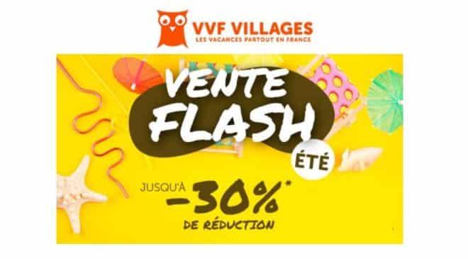 Vente Flash Été VVF réservez maintenant et obtenez des remises