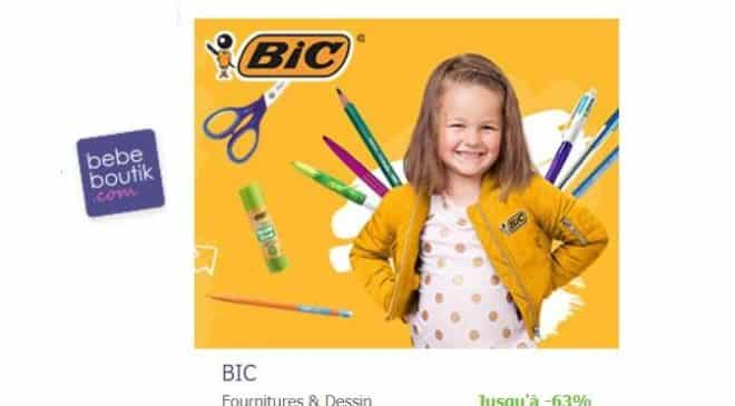 Vente Privée BIC Kids