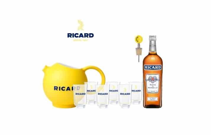 Vente privée RICARD