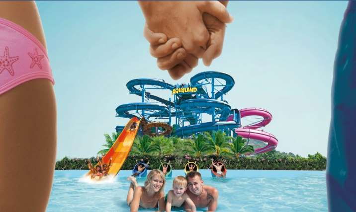 Vente privée parc aquatique Aqualand pas cher