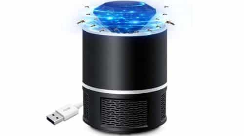 antimoustique électrique USB Lixada