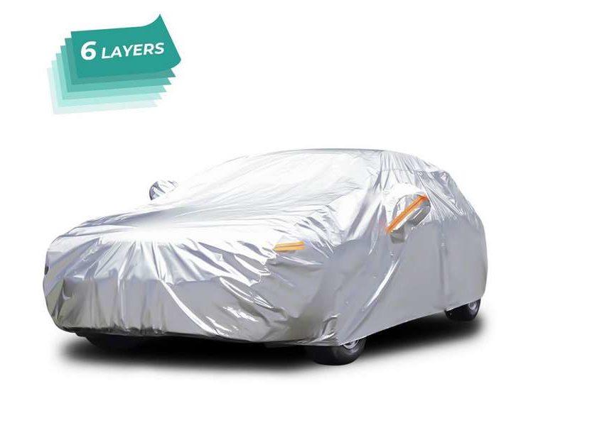 bâche pour voiture universelle haute protection
