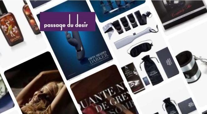 codes promo Passage du Désir