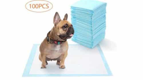 lot de tapis apprentissage de la propreté chien DADYPET
