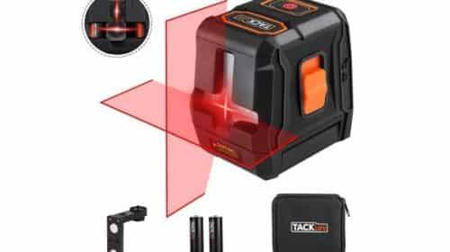 Niveau Laser Horizontal Et Vertical Tacklife Sc L07