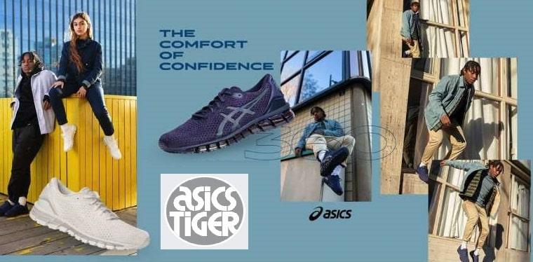 remise sur tout le site Asics Tiger