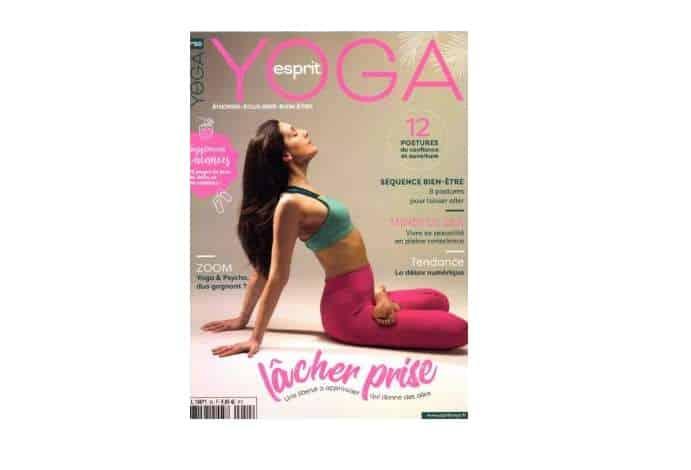 Abonnement magazine Esprit Yoga