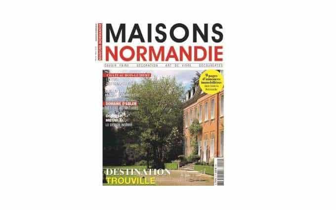 Abonnement magazine Maisons Normandie pas cher